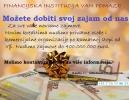 Finansijska institucija vam pomaže