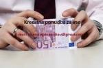 Kreditna ponudba za vse