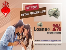 LOAN IS HERE FOR YOU PERSONAL/BUSINESS/INVESTMENT LOANS