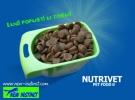 Nutrivet - francuska hrana za pse, macke, bez zitarica