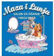 Salon za sisanje i negu pasa,pet shop